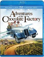 Adventures at the Chocolate Factory