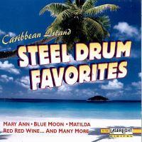 Caribbean Island steel drum favorites