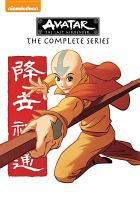 Avatar, the last airbender [DVD] : the complete series