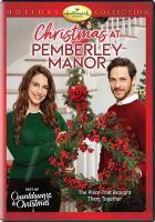 Christmas at Pemberley Manor [DVD]