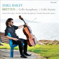 Symphony for cello and orchestra, op. 68