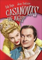 Casanova's Big Night (DVD)
