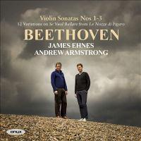 Violin sonatas 1-3 op. 12