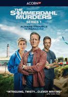 The Sommerdahl murders cover