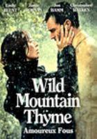 Wild Mountain Thyme cover