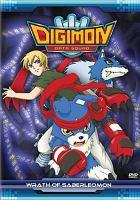 Digimon Data Squad -the Wrath of Saberleomon