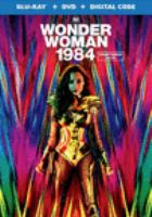 Wonder Woman 1984 cover