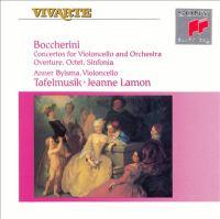 Concertos For Violoncello And Orchestra
