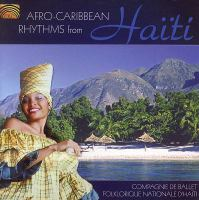 Afro-Carribean Rhythms From Haiti