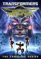 Transformers: Beast Machines