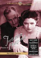Forbidden Hollywood Collection Volume 10