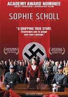 Sophie Scholl, die letzten tage