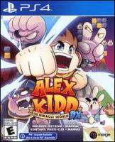 Alex Kidd™ in Miracle World DX