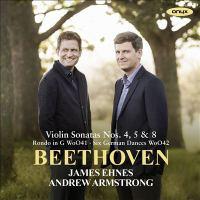 Violin sonatas nos. 4, 5 & 8