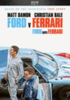Superloan DVD : Ford V Ferrari