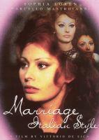 Marriage Italian style[=Matrimonio all'italiana]