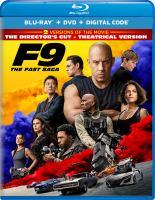 F9: The Fast Saga (Blu-ray)