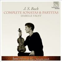 Complete sonatas & partitas