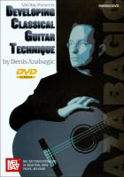 Developing Classical Guitar Technique