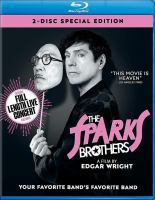 The Sparks Brothers (Blu-ray)