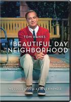 Rental DVD: A Beautiful Day in the Neighborhood