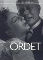 Carl Th. Dreyer's ORDET - Criterion Collection