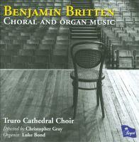 Choral and Organ Music