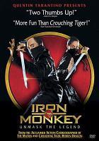 Iron monkey unmask the legend.
