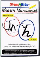 Steps4Kids to Write Modern Manuscript