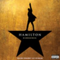 Hamilton: Original Broadway Cast Recording CD cover