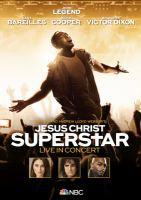 Jesus Christ Superstar DVD cover