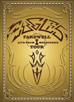 Eagles Farewell 1 Tour DVD cover
