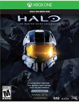 Halo for XBox One game case cover