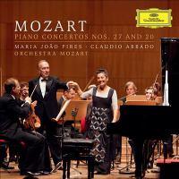 Piano concertos Nos. 27 and 20