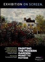 Painting the Modern Garden