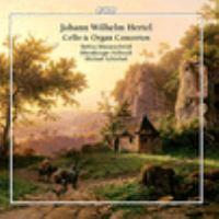 Cello & organ concertos