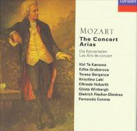The concert arias