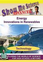 Energy Innovations in Renewables
