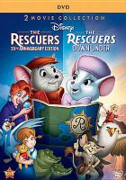 The Rescuers 35th anniversary edition ; The Rescuers down under : 2 movie collection