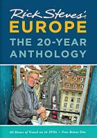 Rick Steves' Europe. Benelux & beyond
