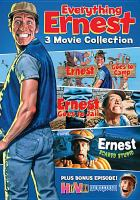 Everything Ernest 3 Movie Collection