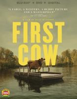 FIRST COW (Blu-ray)