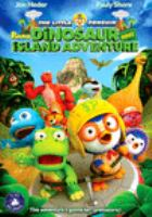 THE LITTLE PENGUIN PORORO'S DINOSAUR ISLAND ADVENTURE (DVD)