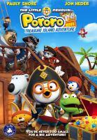 The Little Penguin Pororo: Teasure Island Adventure : Movie