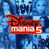 Disneymania 5: Music Stars Sing Disney Their Way!