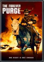 THE FOREVER PURGE (DVD)