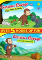 CURIOUS GEORGE FUN WITH ANIMALS/GREAT OUTDOORS (DVD)