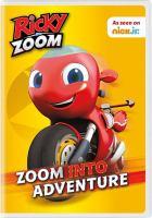RICKY ZOOM: ZOOM INTO ADVENTURE (DVD)