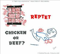 Chicken or beef?