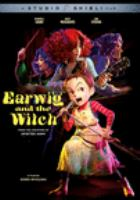 EARWIG AND THE WITCH (DVD)